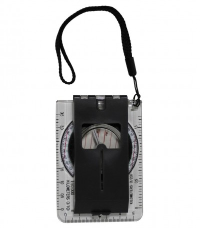 outdoor buzola (kompas) pro práci s mapou i jen pro orientaci