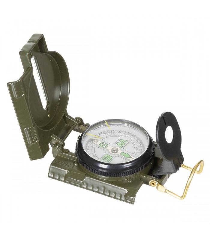 """Buzola (kompas) """"Military"""" kovový"""