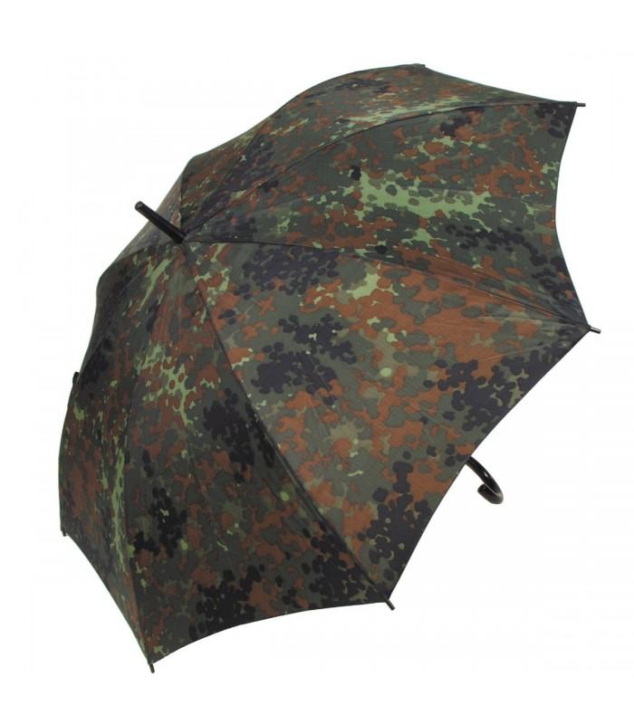 Deštník s vojenským vzorem (kamufláží) - patří mezi skvělé dárky pro muže i praktické dárky pro ženy i děti