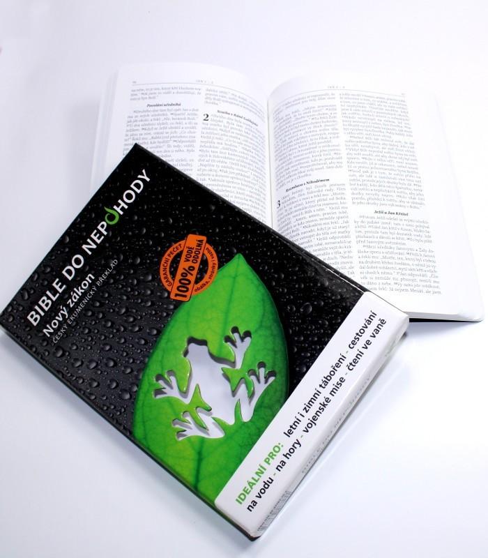 Bible do nepohody - Nový zákon