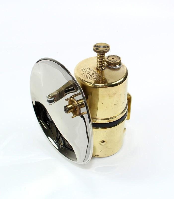 Karbidová lampa hrníčková 115C