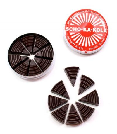 Čokoláda Scho-ka-kola hořká