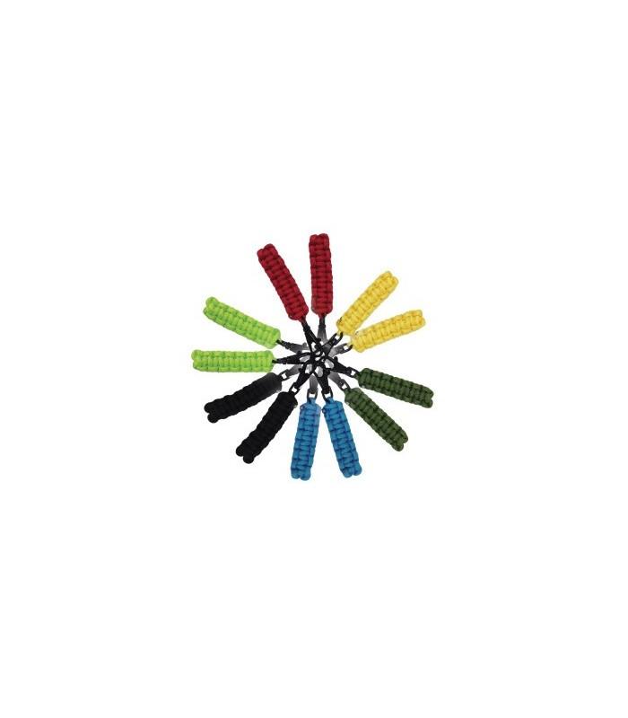 Přívěšek paracord 2ks - mix barev