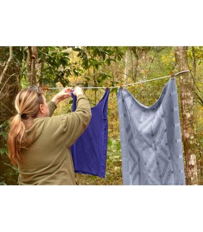 Elastická šňůra na prádlo - reflexní