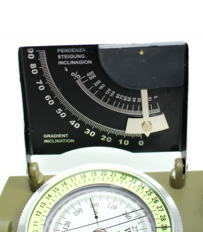 Kompas vojenský outdoorový kovový