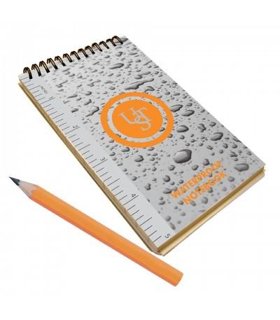 Zápisník outdoor - voděodolný