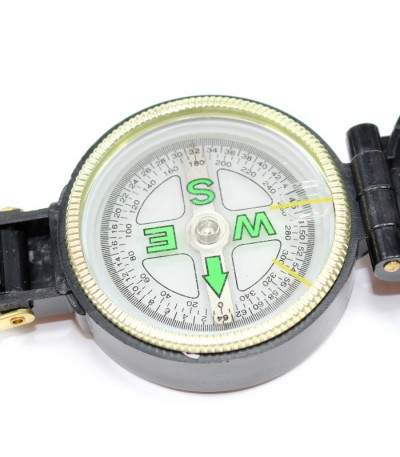 Buzola (kompas) skautská