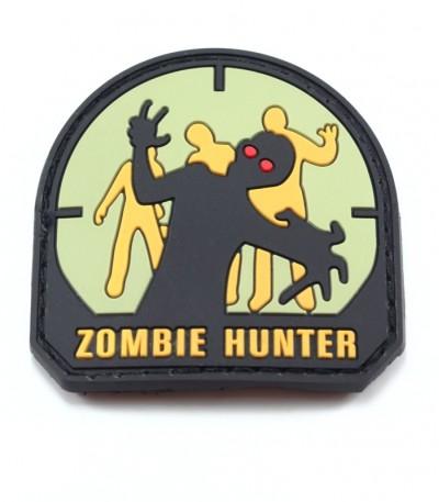 Nášivka - zombie hunter