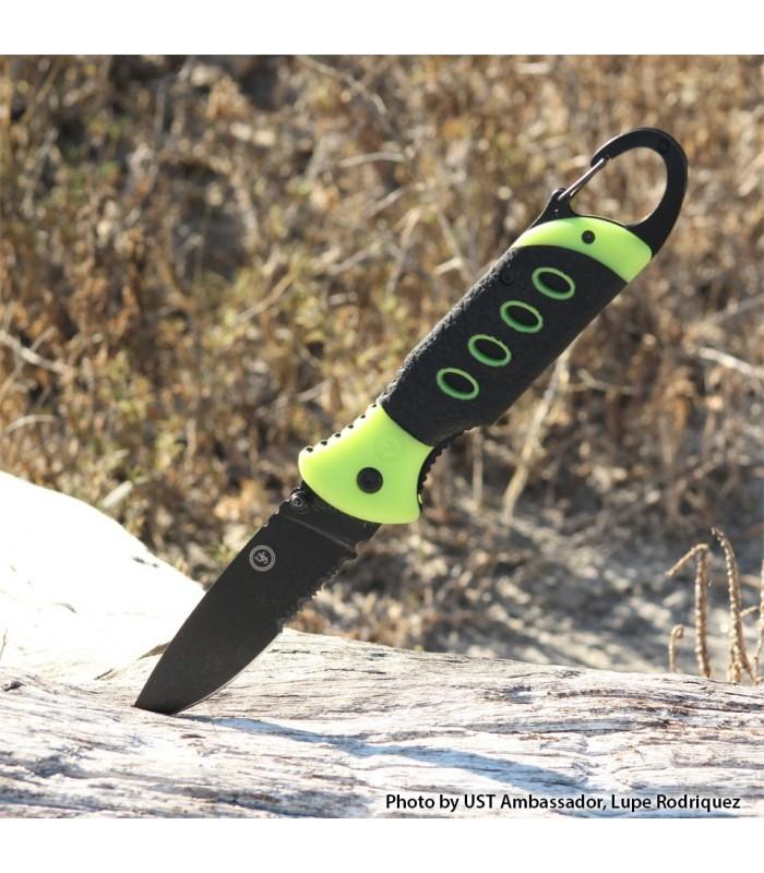 """Nůž svítící """"Folder Glo"""""""