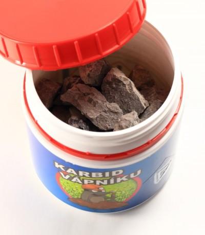 Karbid vápníku (vápenatý) balení 400 g