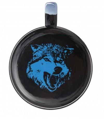 Hrnek s obrázkem vlka - spodní strana