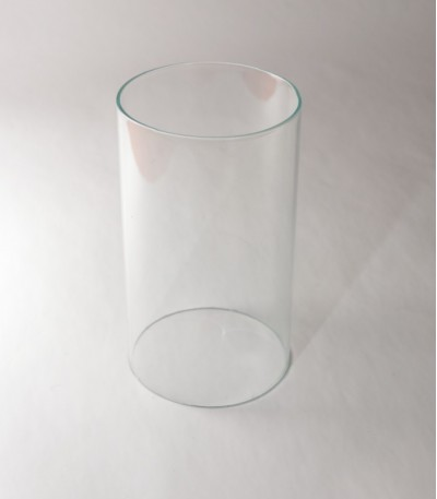 karbidová lampa stolní malá - náhradní sklo