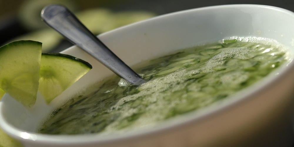 lžíce je na salát nebo polévku nepostradatelná